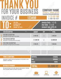 lance logo design proposal and invoice template for fun and modern customizable invoice template design royalty project 36499857 stock v invoice template design
