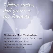 maui wedding association home facebook Wedding Expo Maui image may contain text wedding expo maine