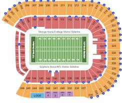 Wisconsin Badger Football Stadium Seating Chart Wisconsin Badgers Football Tickets All Uw Badger 2019