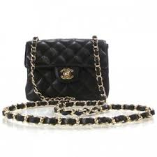 Fashionphile - CHANEL Caviar Quilted Mini Flap Bag Black - Polyvore & Fashionphile - CHANEL Caviar Quilted Mini Flap Bag Black Adamdwight.com