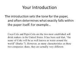 how to write a compare contrast paper overview a comparison or your introduction the introduction sets the tone for the paper and often determines what exactly