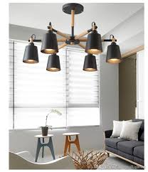 north european foyer pendant lights resin metal shade intended for awesome home metal chandelier shades ideas