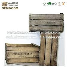 rustic wooden box vintage rustic old french wood apple box bushel crates rustic wooden boxes australia