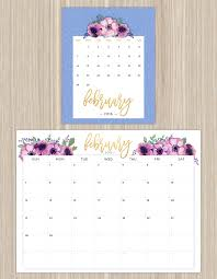 more calendars printable calendars for a more floral 2018 printable calendars