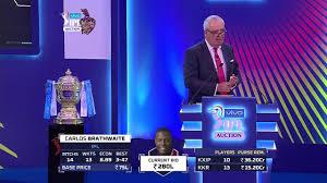 Iplt20 Com Indian Premier League Auction 2018