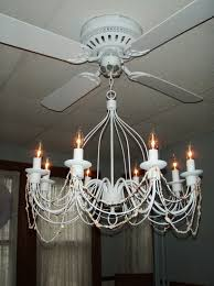 wonderful ceiling fan chandeliers excellent chandelier elegant fans with crystals white iron candle lamp and living delightful ceiling fan