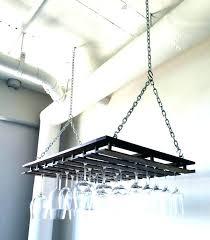 hanging wine glass racks rack ikea malaysia holder plans