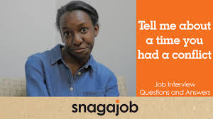 job interview questions and answers part 15 tell me about a job interview questions and answers part 15 tell me about a time you had a conflict