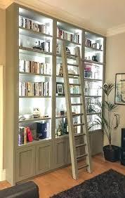 shelf lighting strips. Led Bookshelf Lighting Lighted Book Shelf Bookcase Wall Units  Built In Display Cabinet Cabinets . Strips E