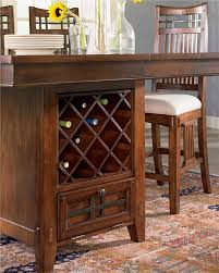 full size of kitchencounter height round table counter with storage bar wine rack bar table45 wine