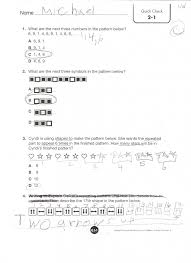 Grade Envision Math Grade 4 Topic 2 1 Quick Check | Envision 4th ...
