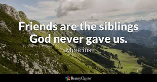 Friendship Quotes BrainyQuote Best Serious Quotes On Friendship
