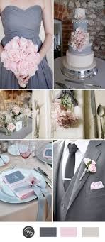 Top 10 Perfect Grey Wedding Color Combination Ideas For 2017