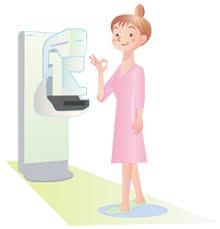 「乳癌検診」の画像検索結果