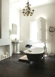 charming old fashioned tubs bathroom with chandelier claw foot tub vintage scale old fashioned tub with