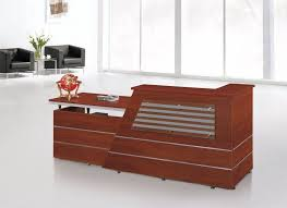 office reception table design. Modern Office Lobby Lacasse Contemporary Reception Table Design A