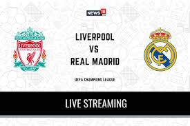 UEFA Champions League 2020-21 Liverpool vs Real Madrid LIVE Streaming: When  and Where to Watch Online, TV Telecast, Team News