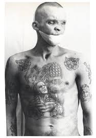 Tetování na kůži s obrázky legračních zvířátek. Vizualni Encyklopedie Ruskych Vezenskych Tetovani