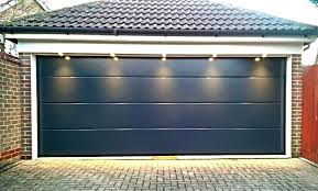 double garage door size double garage we use an when converting the two single garage doors