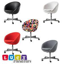 ikea swivel office chair. Image Is Loading IKEA-SKRUVSTA-Swivel-chair-office-chair Ikea Swivel Office Chair F
