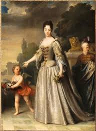 french elegance how did women dress in the th century marie adelaide de savoie duchesse de bourgogne jean jean baptiste santerre