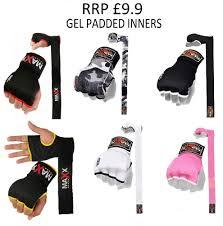 Hand Wrap Gloves Gel Hand Wraps Sporting Goods Ebay