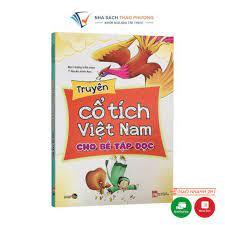 Sách - Truyện cổ tích Việt Nam cho bé tập đọc chính hãng 73,500đ