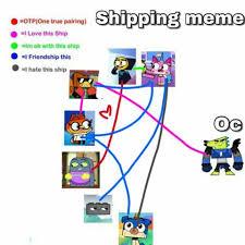 Shipping Chart Maker Shipping Chart Unikitty Amino