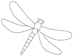 Small Picture Dragonfly Printable Coloring Pages Free Printable Dragonfly