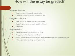 synthesis essay advice