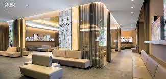 office lobby design. NBC Studios: 2015 BoY Winner For Office Lobby Design
