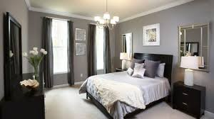 white bedroom with dark furniture. Home Interior: Unique Dark Bedroom Furniture Paint Color Ideas For Master Buffet With Mirror Of White