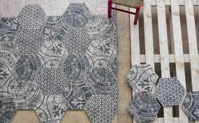 hexagonal floor tiles sydney
