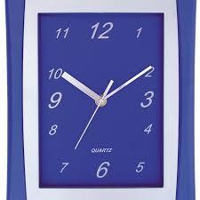 rectangle clock square shape wall clock