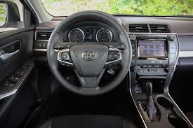 2015 toyota camry interior. nearly every interior surface of the 2015 camry has been changedu2014nothing as radical toyota 5