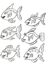 Small Picture Kids n funcouk 41 coloring pages of Fish