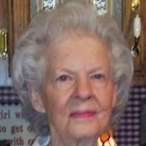 Betty Jo Martindale Obituary - Visitation & Funeral Information