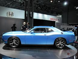 new car release april 2014Image 2015 Dodge Challenger at 2014 New York Auto Show size