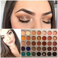 fashion makeup looks for blue eyes brown hair cool what eye makeup works best for