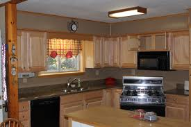 old kitchen lighting