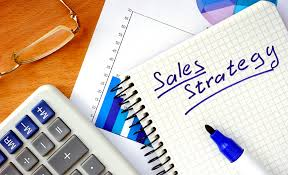 Create A Sales Strategy For Growth Marketing Donut