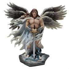 Veronese Design Angels Veronese Design Six Winged Guardian Angel With Serpent Sculpture Wu75976aa Walmart Com