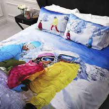 personalized bedspreads personalised duvet covers print custom quilt covers bedding set
