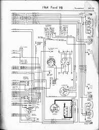 1957 thunderbird wiring diagram circuit and wiring diagram 1964 ford thunderbird right wiring diagram