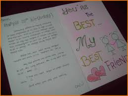 8 Letters For Best Friends Birthday Service Letters
