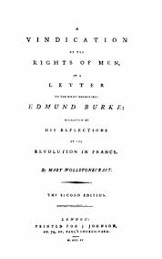 a vindication of the rights of men online library of liberty 0532 tp