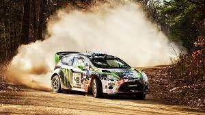 HD Rally Car Wallpaper on WallpaperSafari