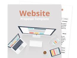Website Proposal Template Enchanting Web Design Proposal Template Proposable