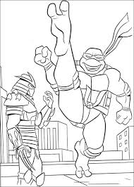 Kleurplaten En Zo Kleurplaten Van Ninja Turtles
