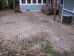diy paver patio installation